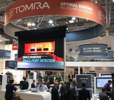 00 tomra IFAT 2018 booth