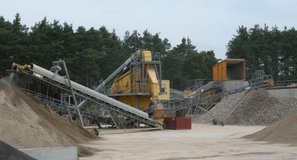 Mineralik RC Aufbereitung 04